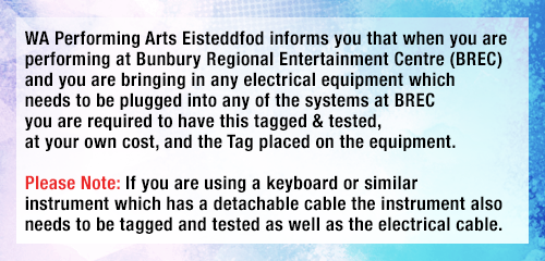 2016-Important Note_2016 _Electrical Info